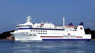 Onboard Barfleur - Brittany Ferries