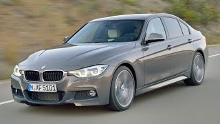 2016 BMW 3 Series (328i) Start Up and Review 2.0 L Turbo 4-Cylinder