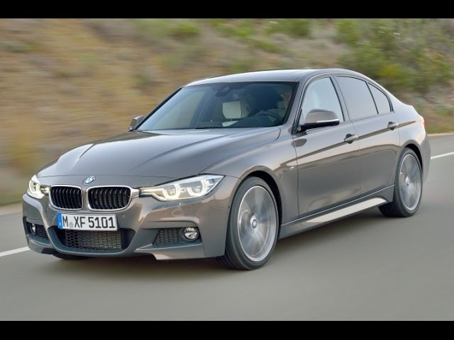 2016 Bmw 3 Series 328i Start Up And Review 2 0 L Turbo 4 Cylinder Youtube