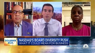 Nasdaq's push for diversity will be good for businesses: Experts