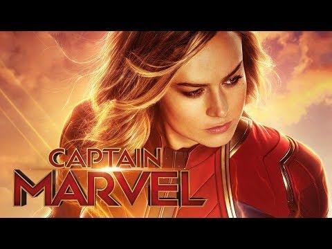 Kapitan Marvel [RECENZJA BEZ SPOILERÓW]