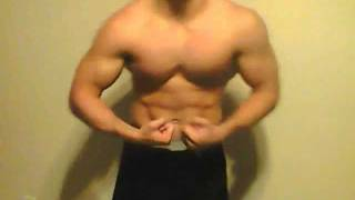 Scivation, On, Kre-Alkalyn supplement stack review Post-WO Shoulders and triceps (6/17/11)