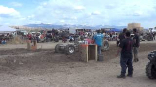 Mud Racing Espanola, NM March 2013 Super Modified