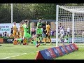 HIGHLIGHTS    Forest Green Rovers 2 Cambridge United 1