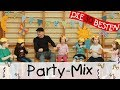 Kinderlieder Party-Mix - Singen, Tanzen und Bewegen || Kinderlieder