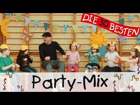 Kinderlieder Party-Mix - Singen, Tanzen Und Bewegen || Kinderlieder