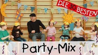 Kinderlieder Party-Mix || Kinderlieder zum Mitsingen und Bewegen