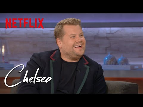 James Corden Full   Chelsea  Netflix