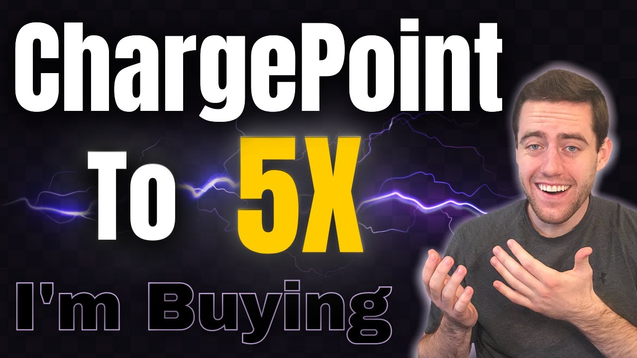 Download ChargePoint Stock Is Going To Blow Up Over The Next 5 Years! Why I'm Buying SBE Stock Now!