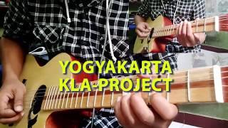 Yogyakarta I Kla-Project I Acoustic Solo Guitar Cover