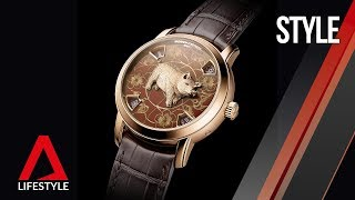 Auspicious Chinese New Year watches for the Year of the Pig | CNA Lifestyle