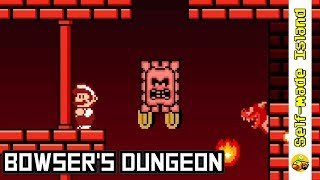 Bowser's Dungeon • Super Mario World ROM Hack