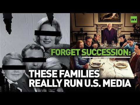 Forget Succession: these families really run US media