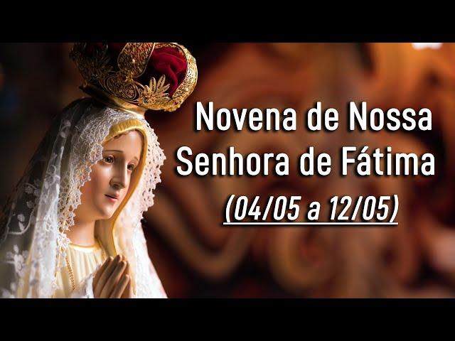 Teaser: Novena de Nossa Senhora de Fátima - (04/05 a 12/05) -  Arautos do Evangelho