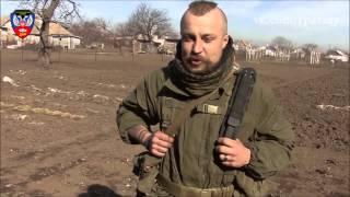 Боевик ДНР с позывным Индус