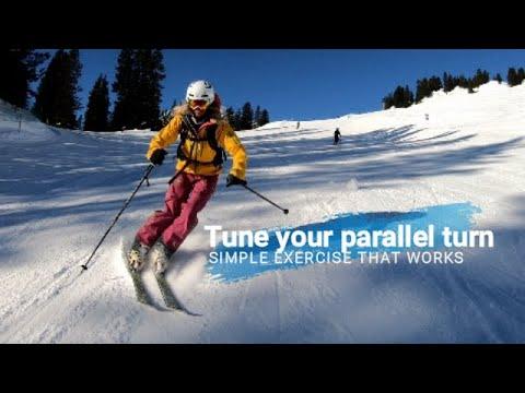 Ski Like A Pro, Fine Tune Your Parallel Turn Ski Style 2019