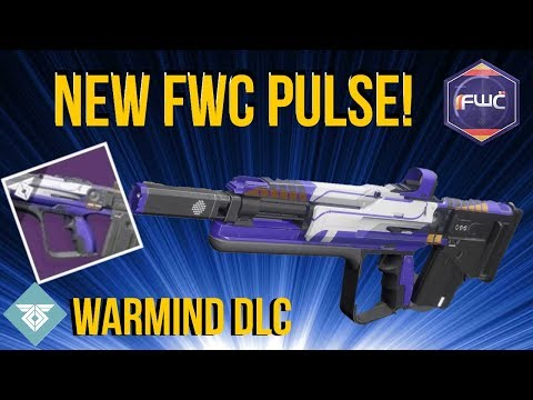 NEW FUTURE WARCULT PULSE! MAGNUM SHEPARD! WARMIND DLC - DESTINY 2 thumbnail