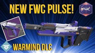 NEW FUTURE WARCULT PULSE! MAGNUM SHEPARD! WARMIND DLC - DESTINY 2