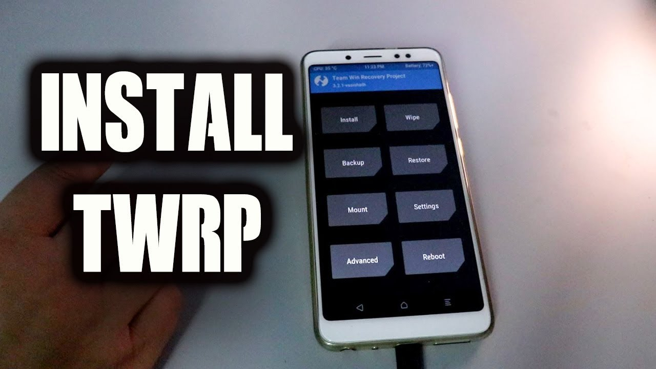 Download Latest Official TWRP 3 2 Recovery on Android Phones
