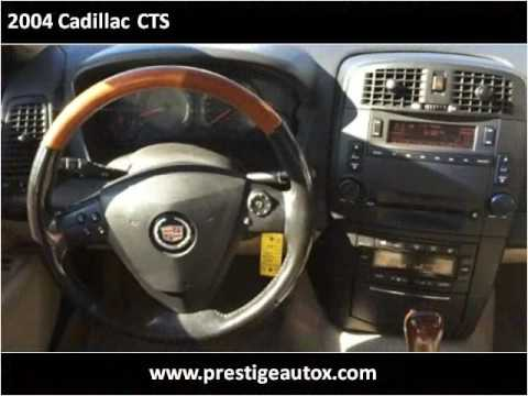 2004 Cadillac Cts Used Cars South Chicago Heights Il Youtube