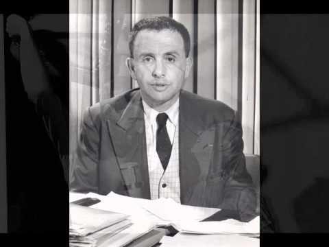 Jacques Canetti évoque les débuts de Boris Vian.