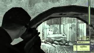 Splinter cell Stealth Action Redefined Walkthrough/Gameplay Part 18 Freezer Room.