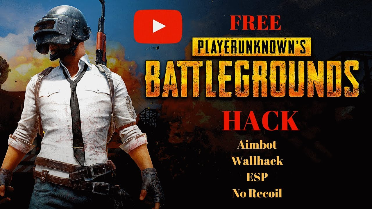 PUBG Hack UNDETECTED Free Wallhack Aimbot ESP No Recoil New Version June 2018