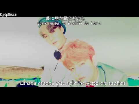 BTS - Wishing On A Star - Sub Español - Kanji - Roma