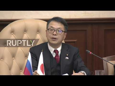 Russia: Economic ministers agree on plan for Russia-Japan business cooperation