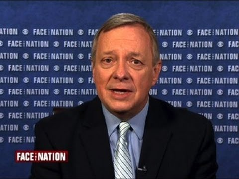 Dick Durbin: GOP has no room to criticize Obama on Iraq, immigration