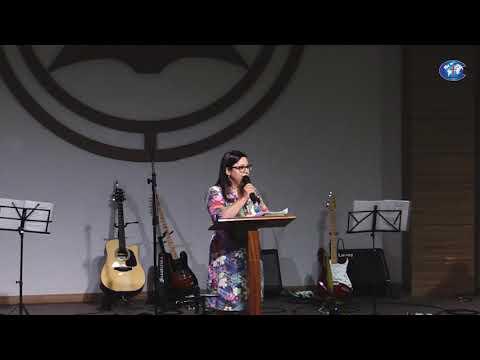 Pregação Pra. Marinez | 28/04/2019