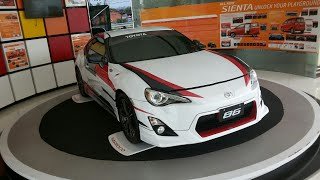 Review Toyota FT 86 Pre Facelift