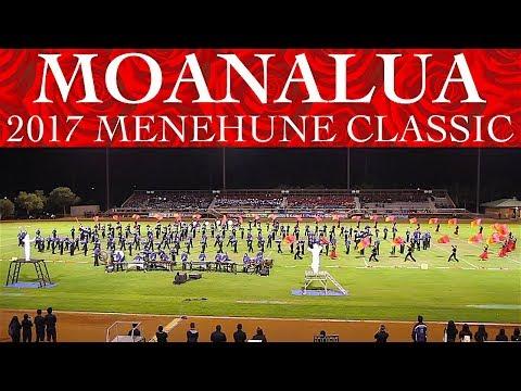 "FANTASIA ESPAÑOLA | 2017 Moanalua HS ""Menehune"" Marching Band & Color Guard | Menehune Classic"