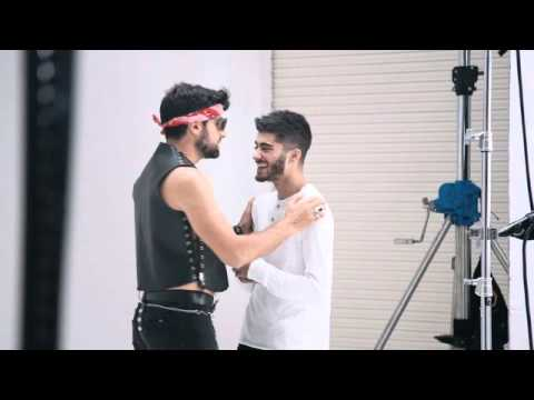 One Direction- Behind the scenes of the behind the scenes