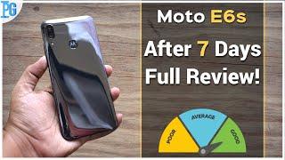 Moto E6s : Full Review ! [Super honest]
