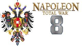 Napoleon Total War: DarthMod - Austria #8 (Gameplay PL Zagrajmy)