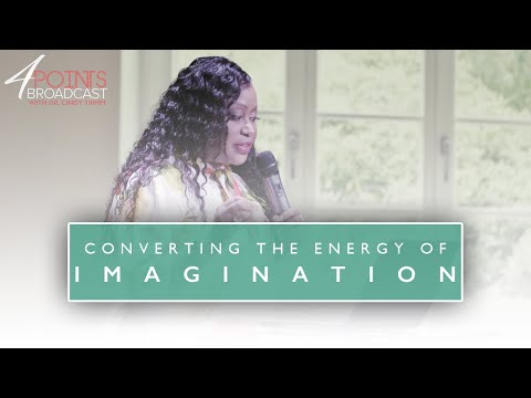 Converting the Energy of Imagination | Hello Tomorrow | Dr. Cindy Trimm