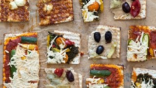 Recipe: Kid Friendly Matzah Pizza
