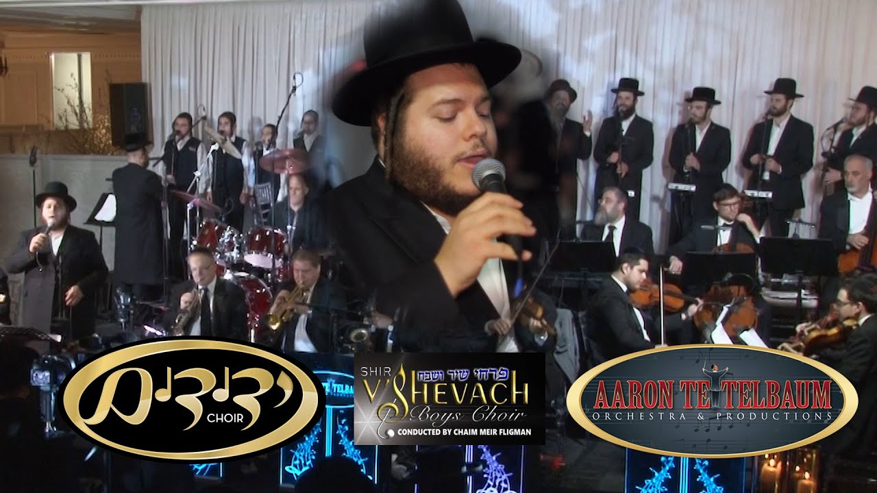 Lechu Doidy - Levy Falkowitz, with Aaron Teitelbaum Prod, Yedidim Choir and Shir Vshevach