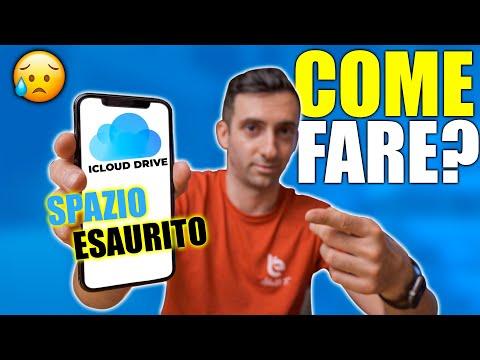 Spazio iCloud ESAURITO! Come fare ⁉️| beapple