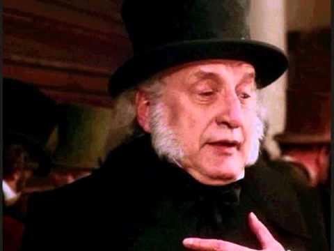 Scrooge--a republican.