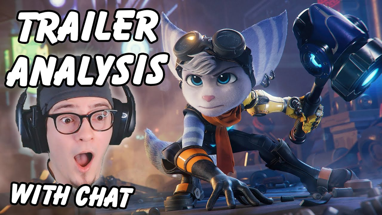 Trailer Analysis Ratchet And Clank Rift Apart Ps5 Live With