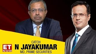 Is the tide turning for market sentiment? | N Jayakumar of Prime Securities to ET NOW