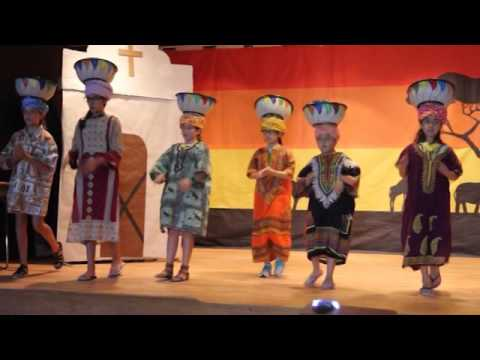 Mission Explorers Africa: Episcopal Day School Performs the Musical