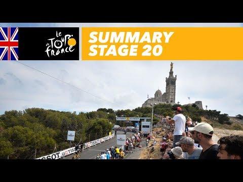 Summary – Stage 20 – Tour de France 2017