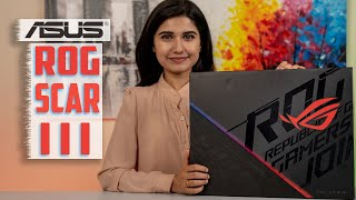 Asus ROG SCAR III Review: Best Gaming under 2 Lakhs?