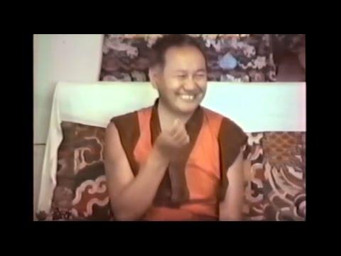 Lama Yeshe introduces the Six Yogas of Naropa
