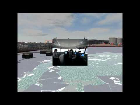 Ледовый навигационный тренажер Морского учебно-тренажерного центра