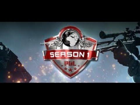 CSGO : mousesports vs Kinguin Dust2 PGL Season 1 EU 2017 Grand Final