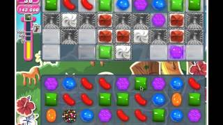 Candy Crush Level 199 - 3 Stars No Boosters